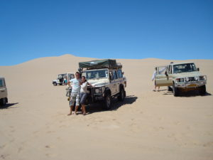 Ruan in Namibia
